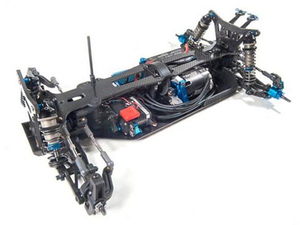 Traxxas Nitro Sport Electric Conversion Kit