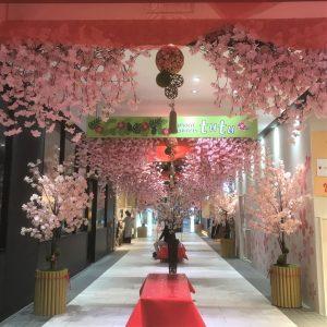桜装飾 イベント企画・制作会社 モダンパラダイス