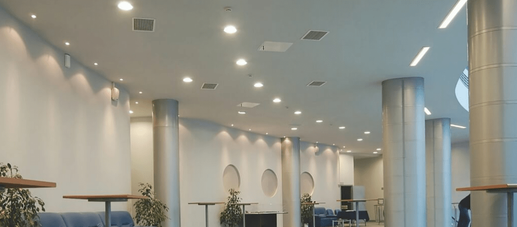 Round Led Light Fixtures