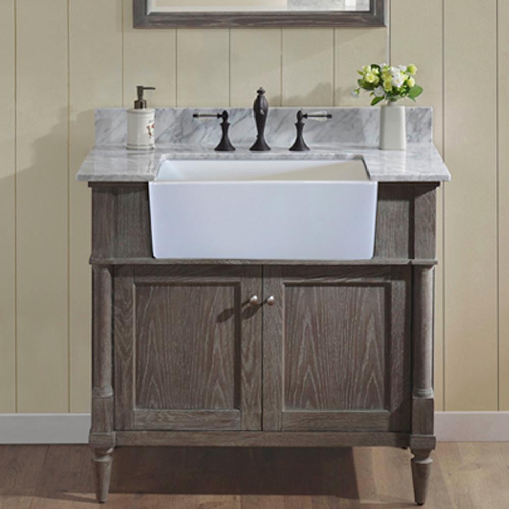 Fairmont Designs Rustic Chic 36 Quot Farmhouse Vanity