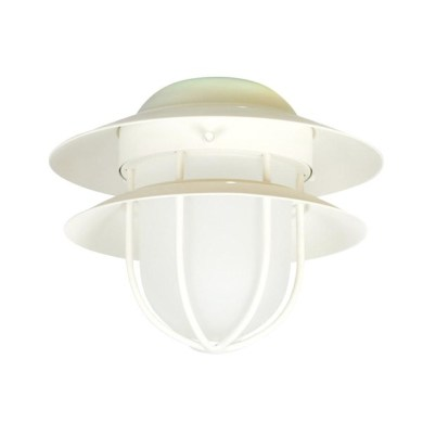 OLK67CFL Indoor Outdoor Ceiling Fan Light   Nautical Style w         OLK67CFL AW Nautical Light Kit   Antique White
