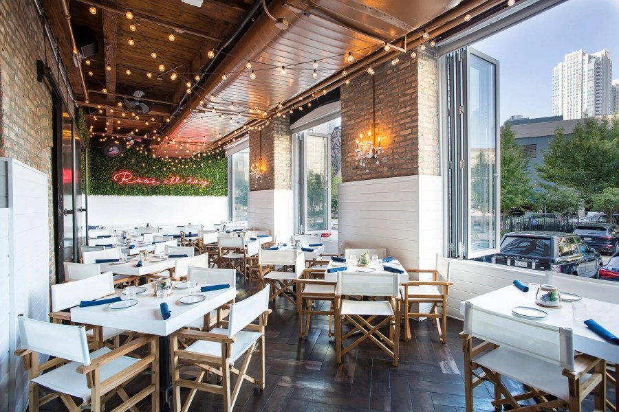 Latest Trends in Restaurant Interior Design   Modern Restaurant     Photo  The Hampton Social