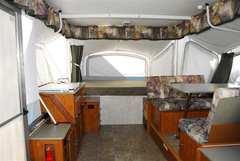 Used Pop Ups Hybrid Truck Campers