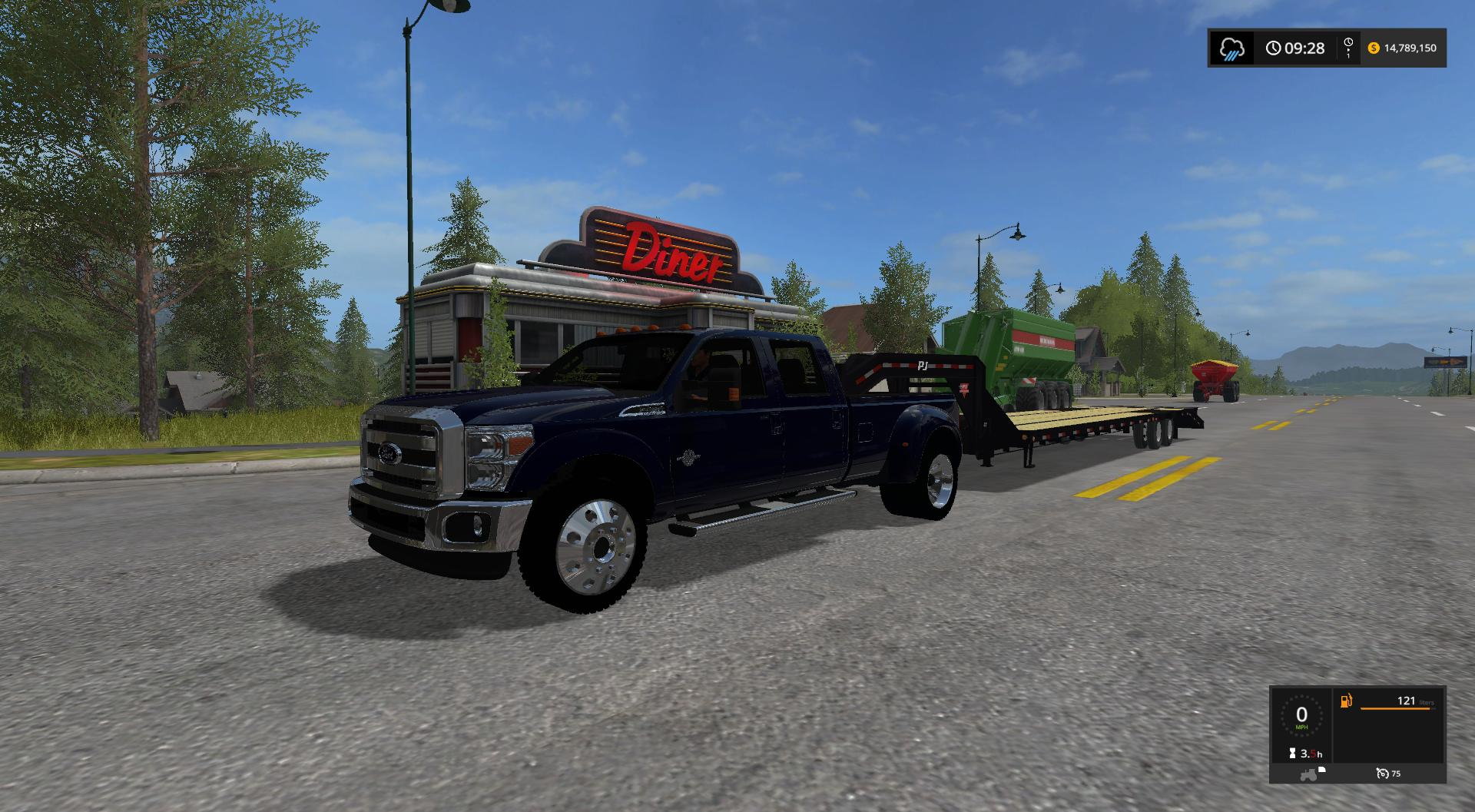 Ford F 350 Flatbed Tow Truck 1949 250 4x4