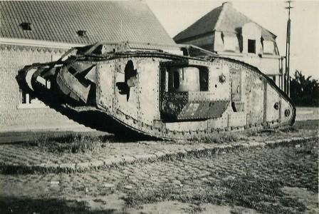 Panzer 1wk Tank
