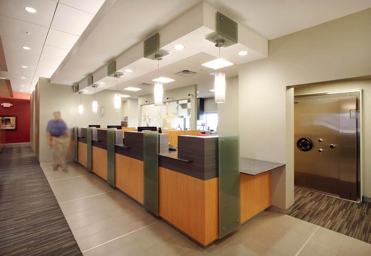 Financial Office Decor