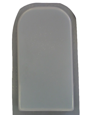 Pet Marker Tombstone Concrete Or Plaster Mold 7010