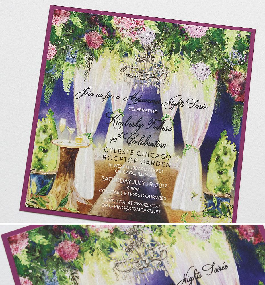 Handmade Wedding Invitations Ideas