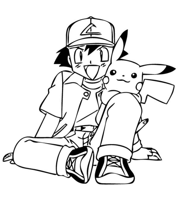 pokemon coloring pages # 0