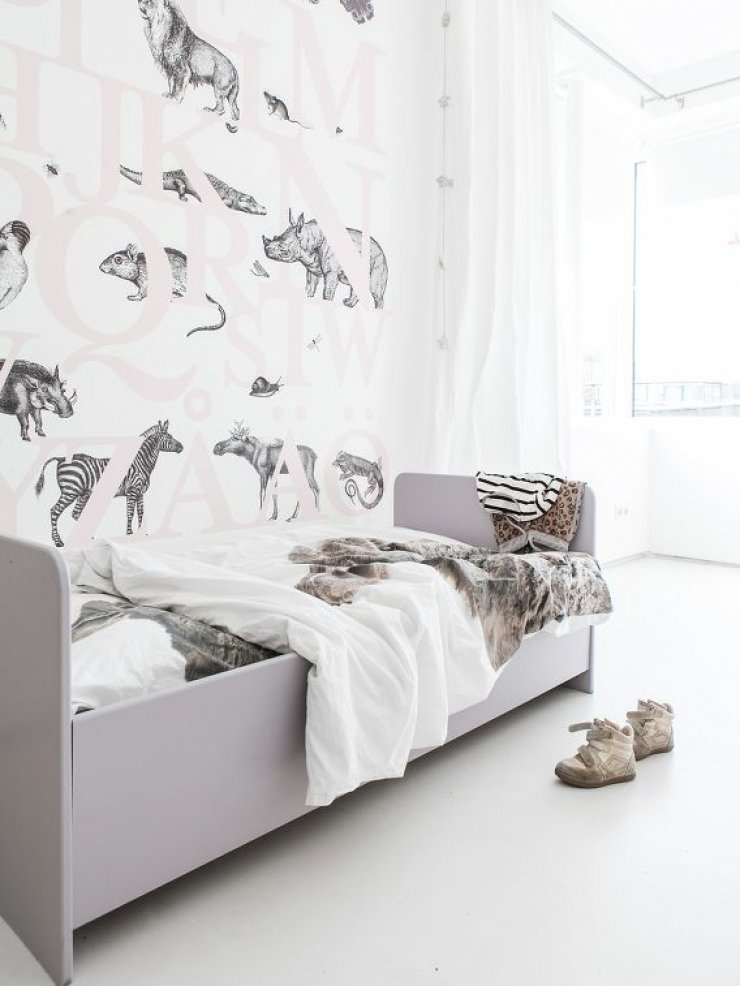 Grey Kid S Rooms Mommo Design