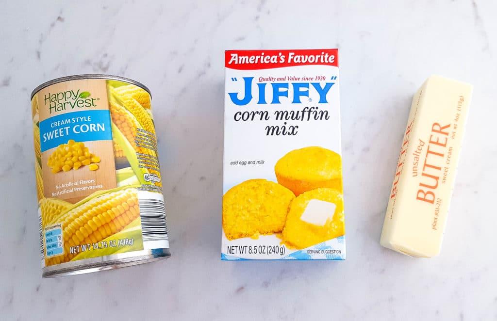 Easy Corn Cake Recipe Jiffy