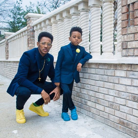 Father And Son Matching Shoes