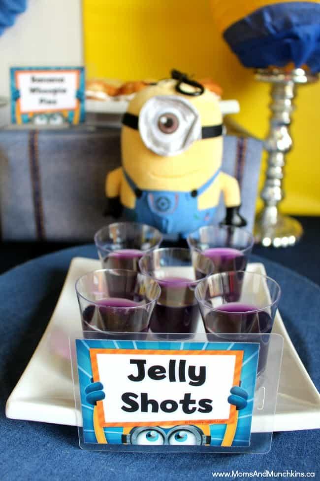 Minions Birthday Party Ideas Moms Amp Munchkins