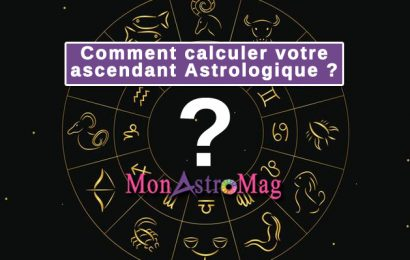 Calculer son Ascendant Astrologique