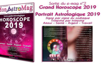 Grand Horoscope 2019 & Guide astrologique