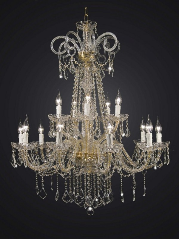 crystal chandelier # 67