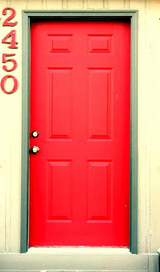 Color Front Door Feng Shui