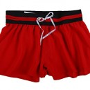 Christian Cole Femmes Hot pants Rouge CC101162, size:M