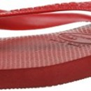 Havaianas Top, Tongs mixte adulte – Rouge (Red / 1440) – 35/36 EU (33/34 BR)