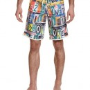 O'Neill Regionale Boardshort Homme White Aop FR : S (Taille Fabricant : 30)