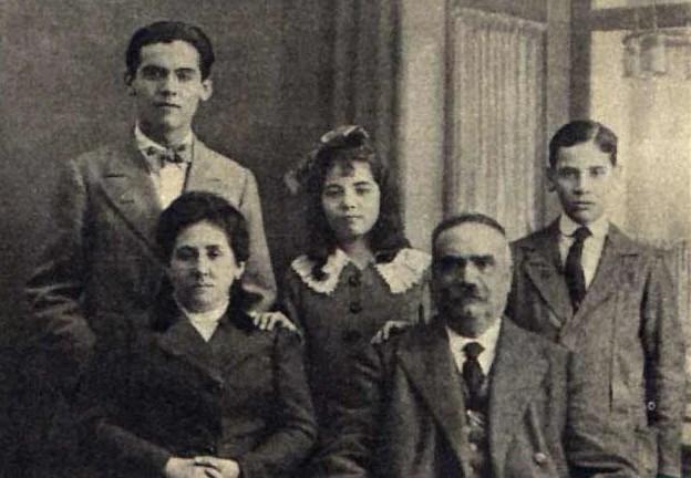federico garcia lorca family
