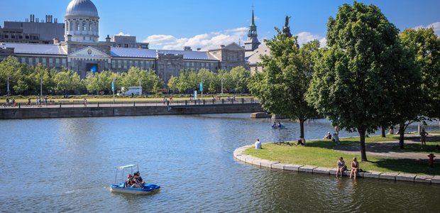 Old Port Of Montreal Tourist Attractions Montrealinfo Com