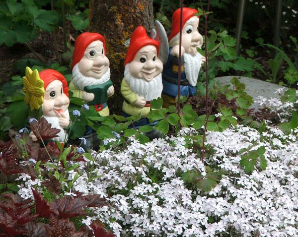 Disney Garden Gnomes