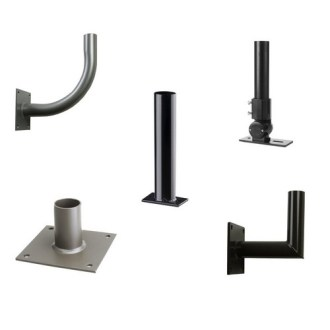 Industrial Electrical Supply   Morris Products Mounting Accessories   The mounting accessories give the install different  options for installation