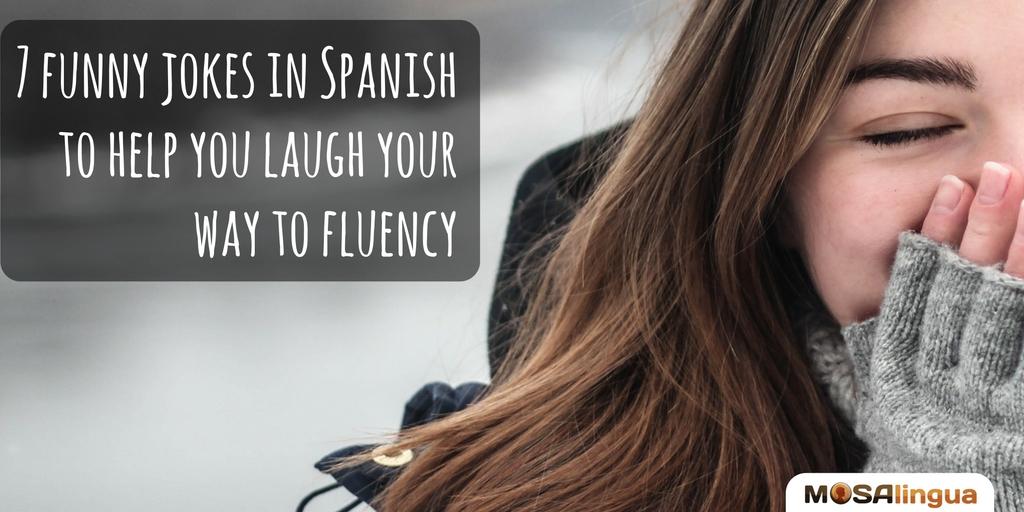 I Want Laugh Spanish
