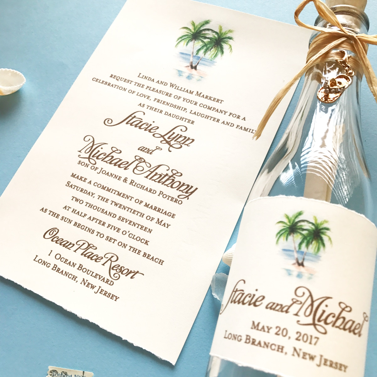 Custom Announcements And Invitations
