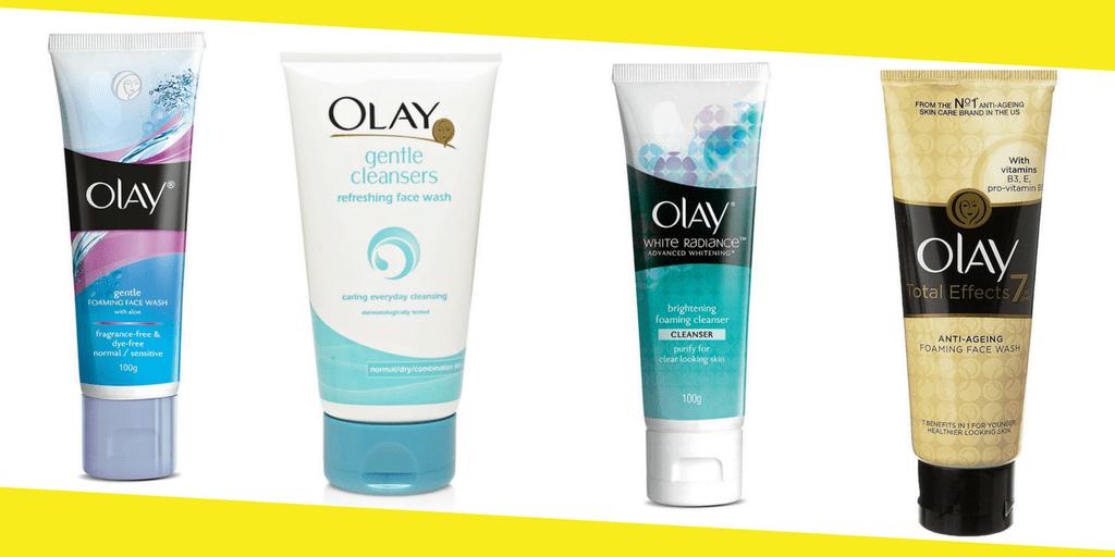 Garnier Skin Care Products