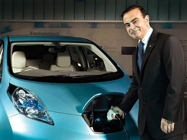 Carlos Ghosn, Autonomous Vehicle Project