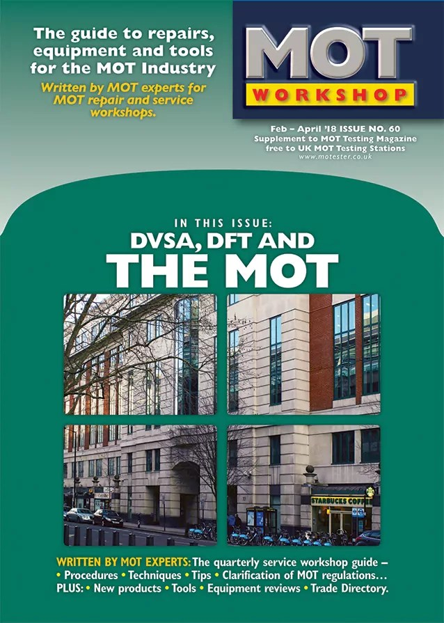 MOT Workshop Magazine 60 Feb 2018