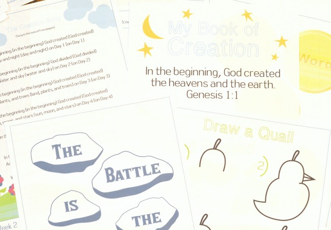 God's Little Explorers Preschool Curriculum - Kids ...