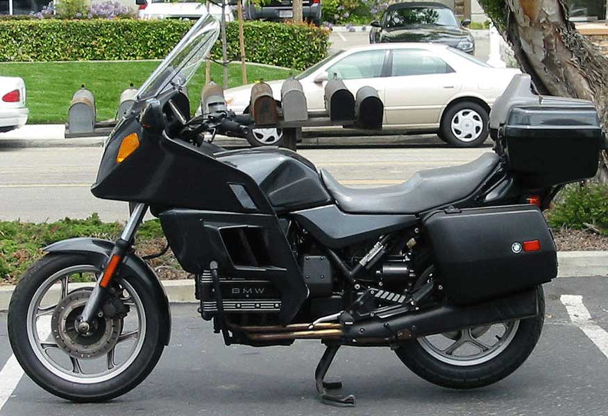BMW K 100 LT Limited Edition