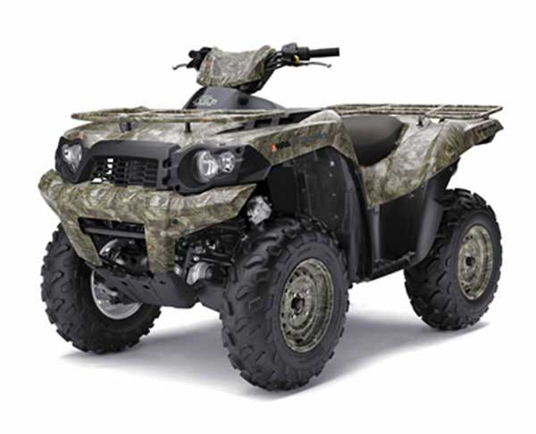 Kawasaki Brute Force 750 NRA Outdoors