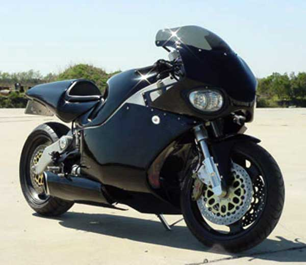 Marine Turbine Technologies Superbike