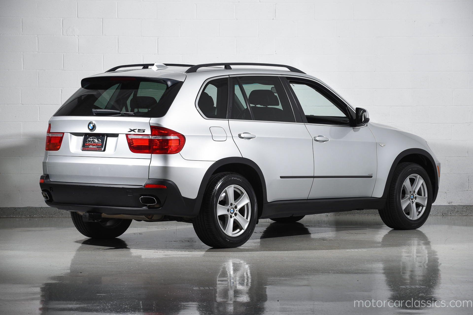 2007 Bmw X5 Cargo Cover