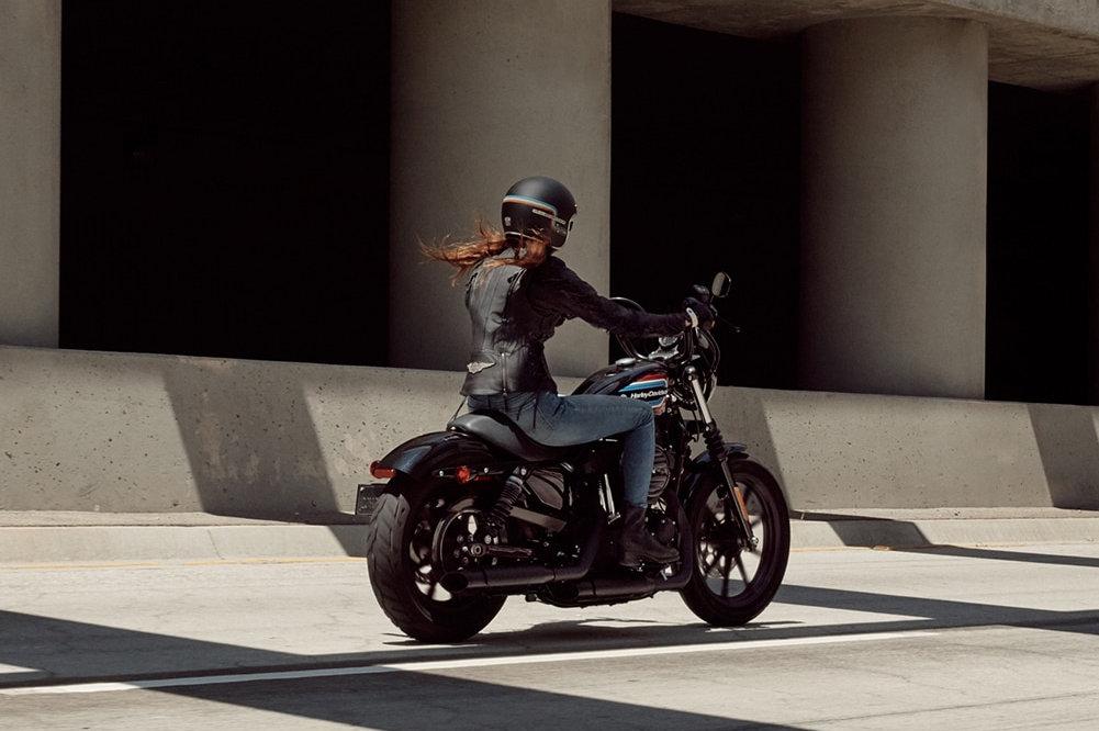Harley Davidson Sportster Iron 1200 Modelljahr 2020 Bike