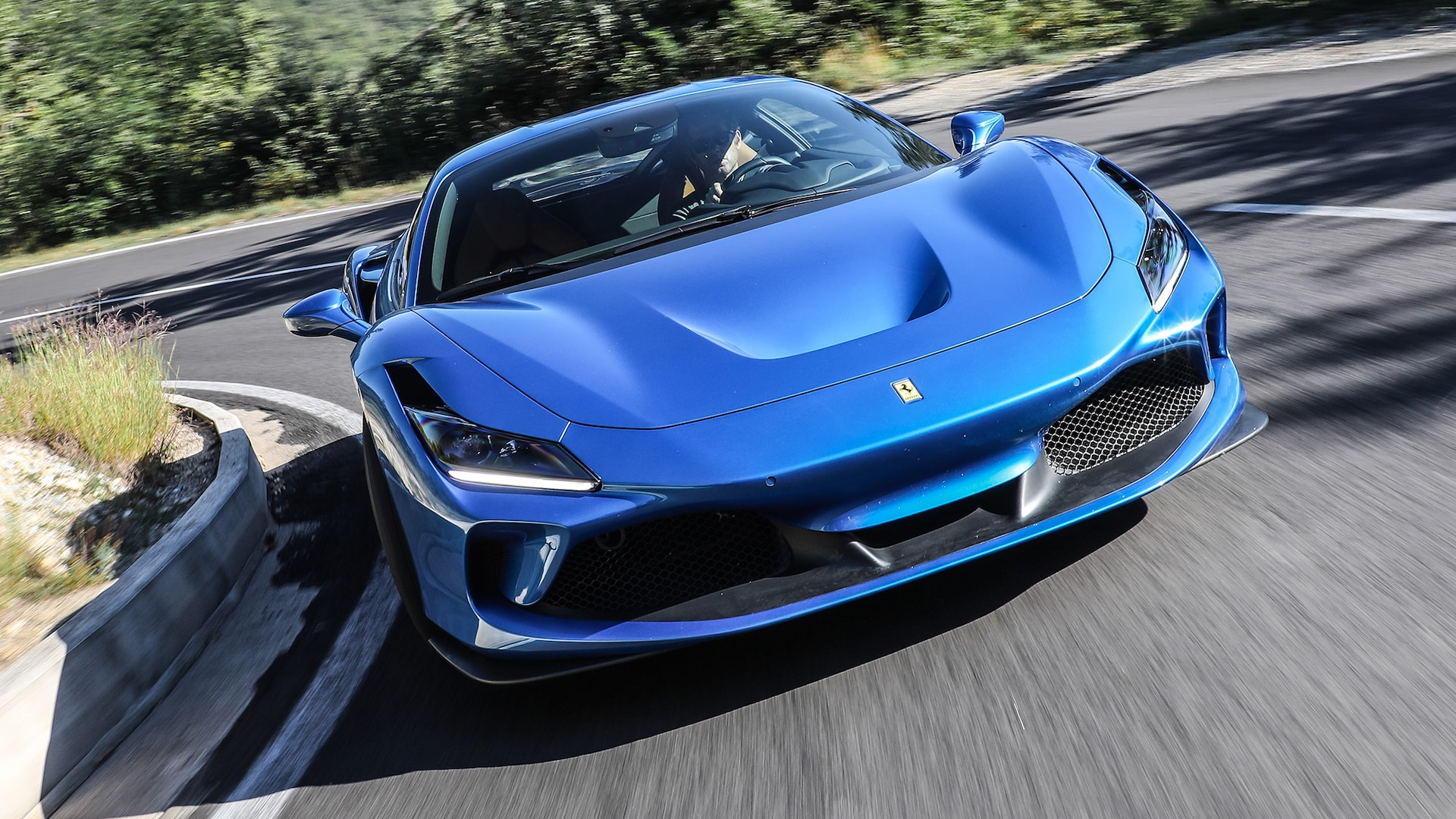 Review The 710 Hp 2020 Ferrari F8 Tributo Is Smarter Than You Motor Trend