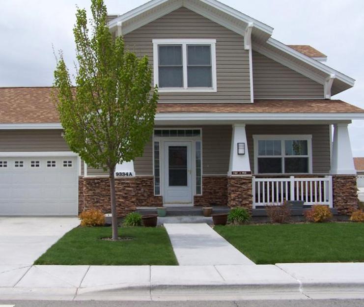 Mountain Homes Base Housing