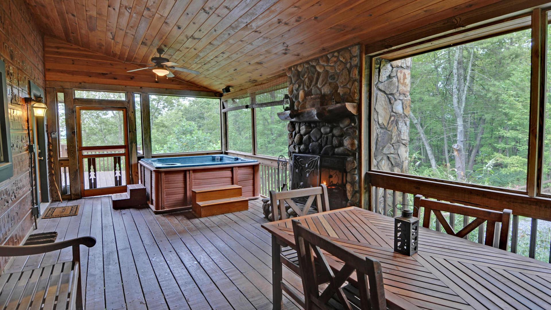 Blue Ridge Cabin Rentals