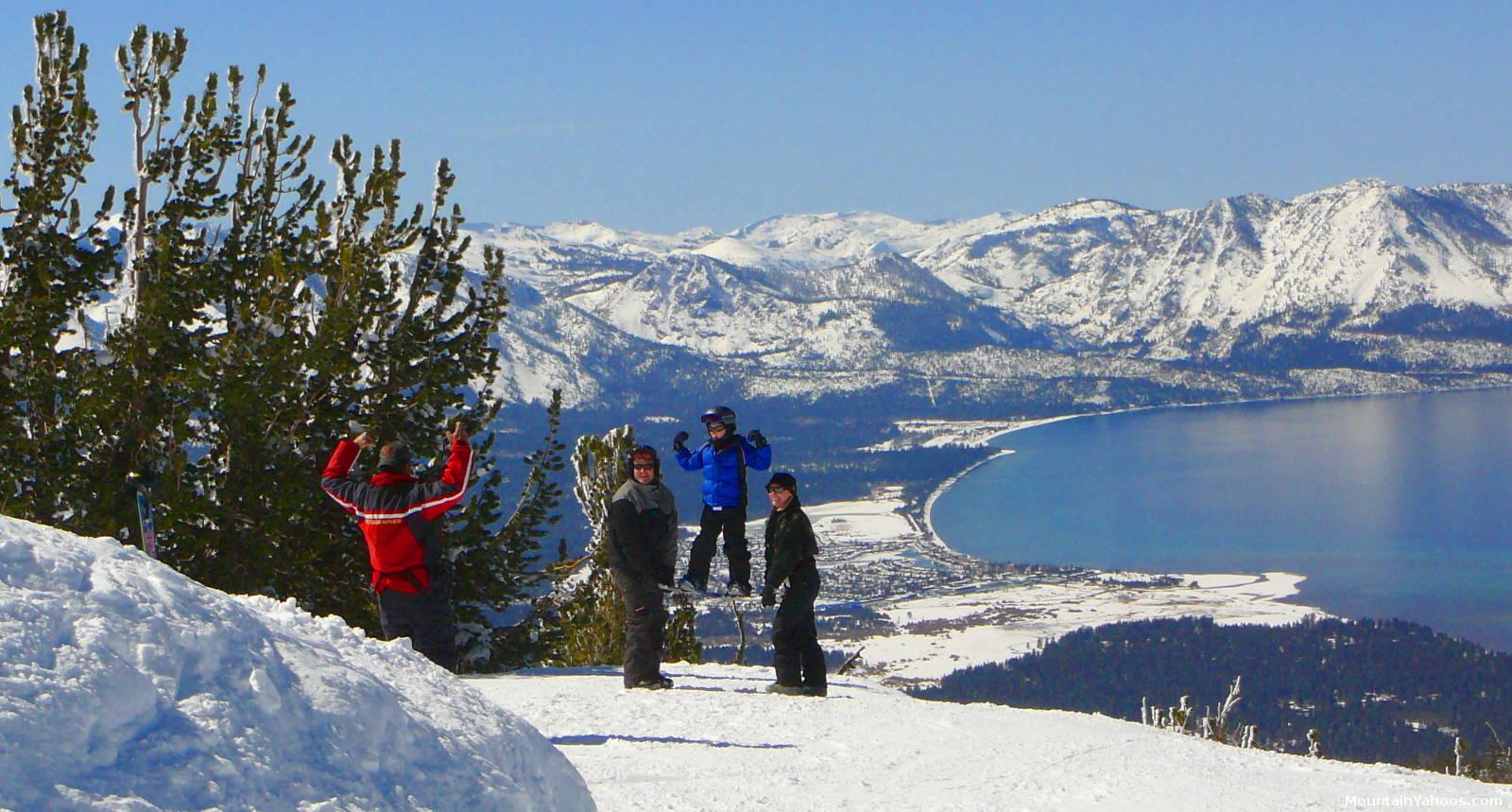 Best Kitchen Gallery: Heavenly Ski Area In Tahoe California Us Ski Resort Review And Guide of Hotels Near Heavenly Ski Resort  on rachelxblog.com