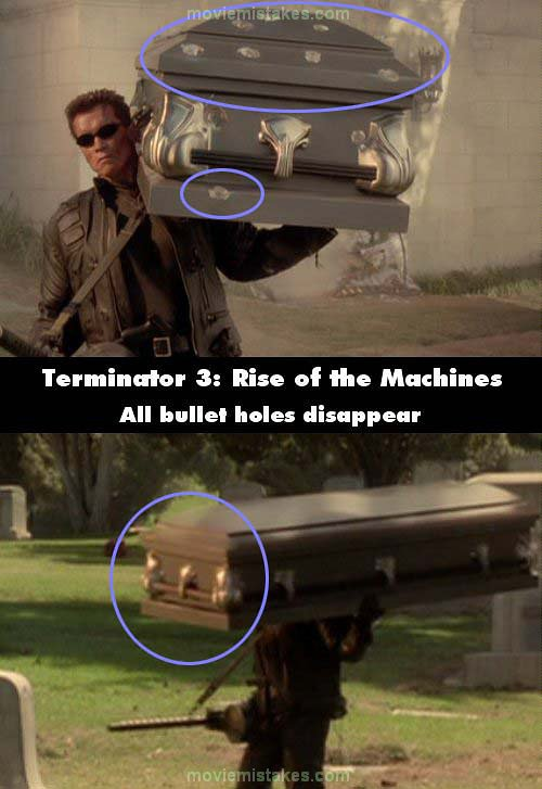 Terminator 3 Rise Of The Machines 2003 Movie Mistake