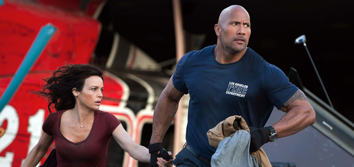 San Andreas 2015 The Rock Movie Trailer Cast Release