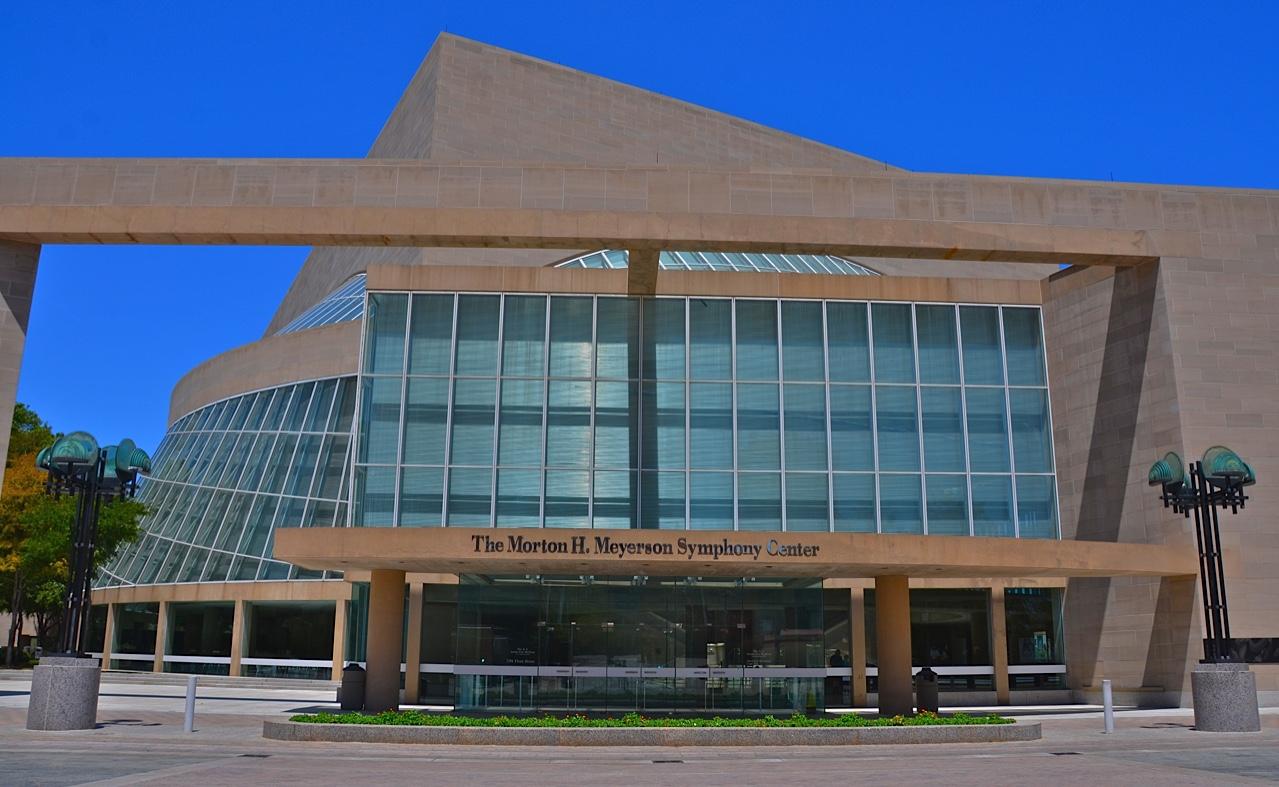 Mort Meyerson Symphony Hall