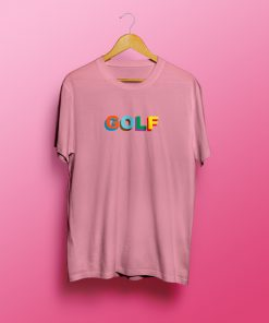 Golf Wang Baby Pink Unisex T Shirt - Mpcteehouse