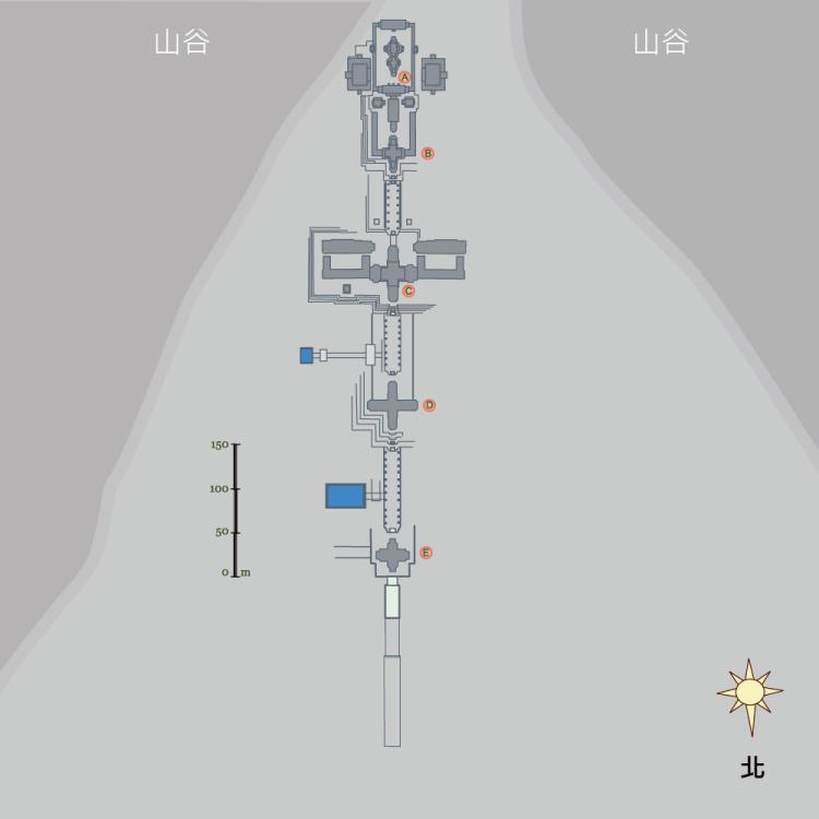 柏威夏地图