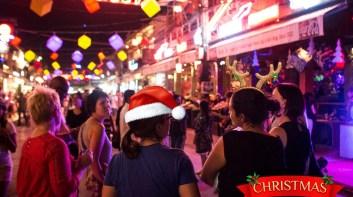 吴哥窟圣诞节