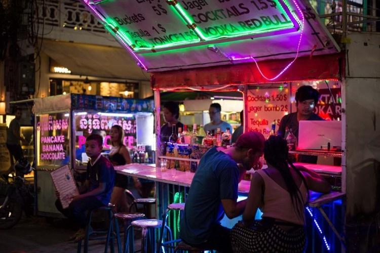 Pub Street 酒吧车